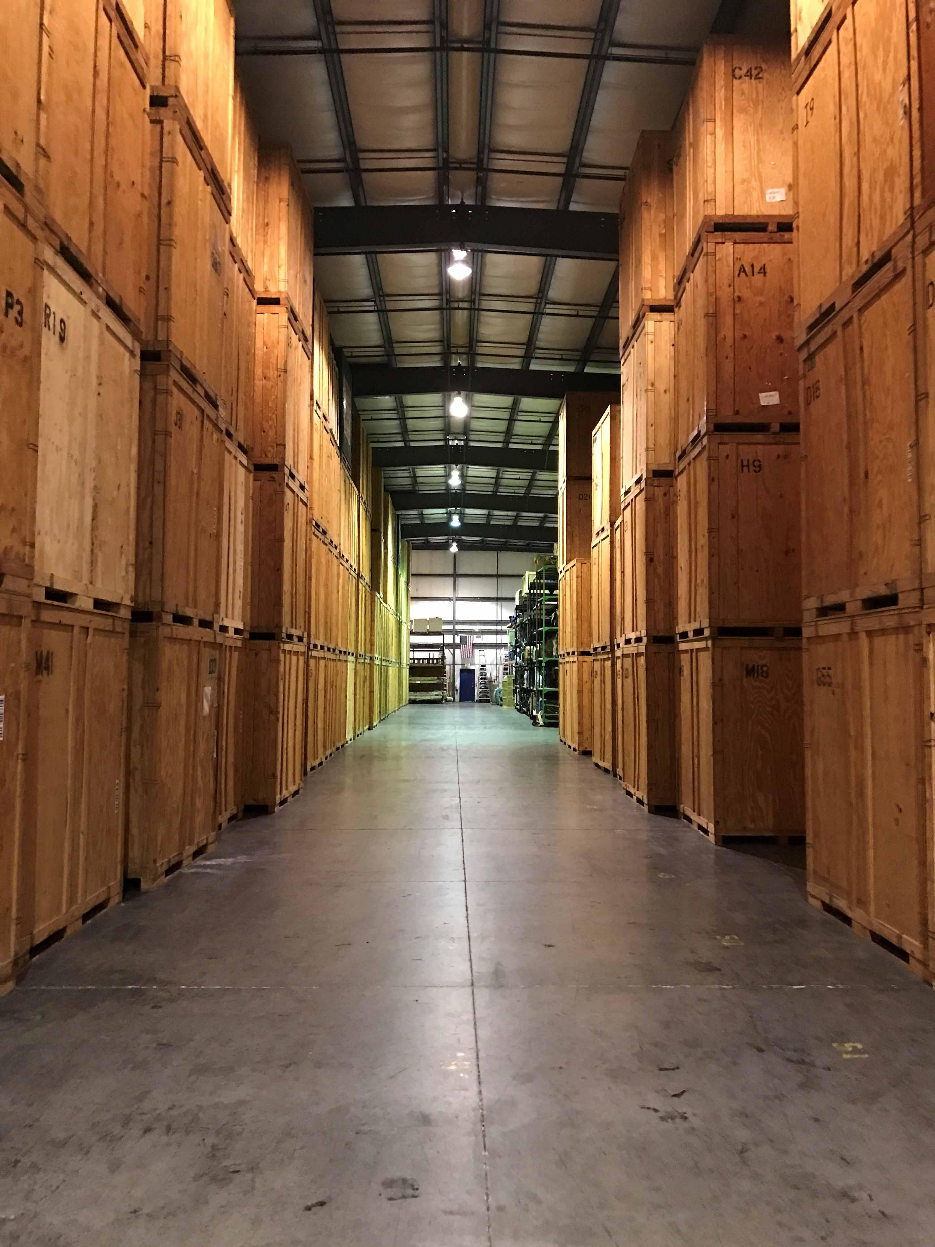 Storage   Peluso Movers